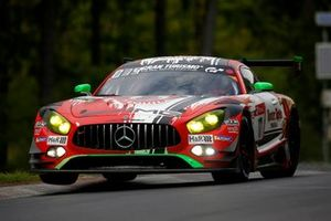 #17 GetSpeed Performance Mercedes AMG GT3: John Shoffner, Janine Hill, Fabian Schiller, Markus Palttala
