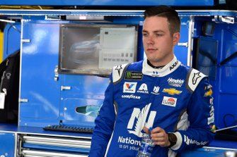 Alex Bowman, Hendrick Motorsports, Chevrolet Camaro Nationwide Patriotic