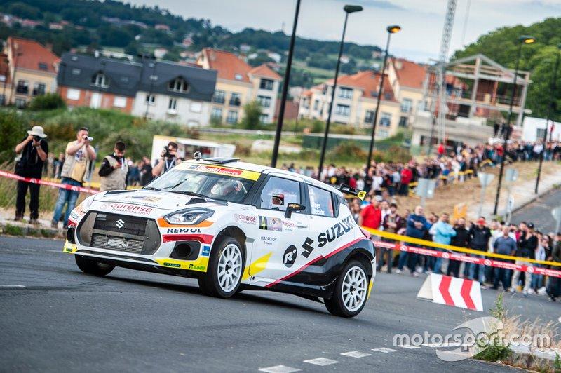 Joan Vinyes-Jordi Mercader(Suzuki Swift Sport N5)