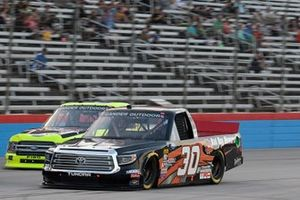 Brennan Poole, On Point Motorsports, Toyota Tundra Bad Boy Mowers, Matt Crafton, ThorSport Racing, Ford F-150 Chi-Chi's/Menards