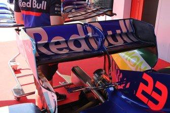 Toro Rosso technical detai