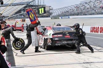 David Starr, Means Motorsports, Chevrolet Camaro ATS