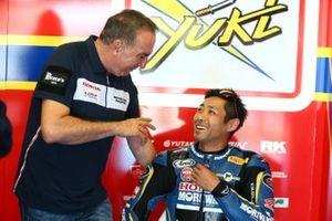 Yuki Takahashi, Honda WSBK Team