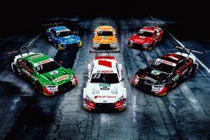All Audi Sport designs
