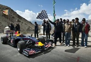 Neel Jani, Red Bull Racing