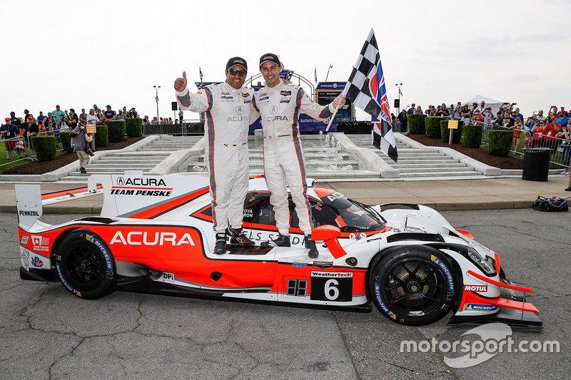 2019 - Detroit (IMSA, Acura Team Penske)