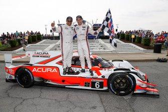 Race Winners #6 Acura Team Penske Acura DPi, DPi: Juan Pablo Montoya, Dane Cameron