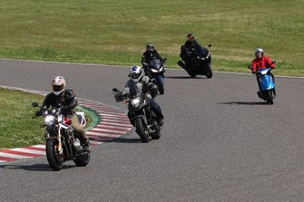 MotoGPサーキットランイメージ