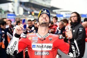 Le deuxième, Andrea Dovizioso, Ducati Team