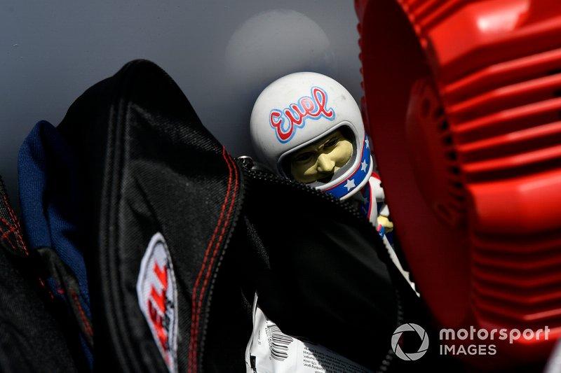 Ben Hanley, DragonSpeed Chevrolet, Evel Knievel