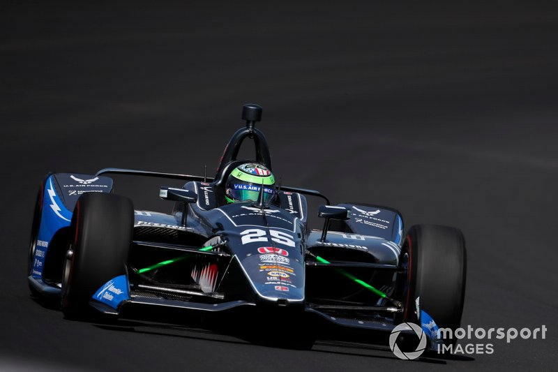 #25 Conor Daly, United States Air Force, Andretti Autosport Honda