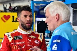 Corey LaJoie, Go FAS Racing, Ford Mustang Superior Logistics and Derek Stamets