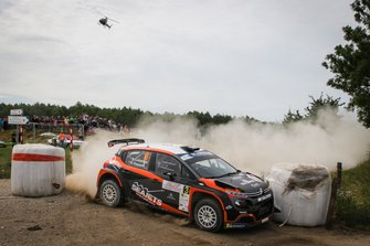 Алексей Лукьянюк и Алексей Арнаутов, Saintéloc Racing, Citroën C3 R5