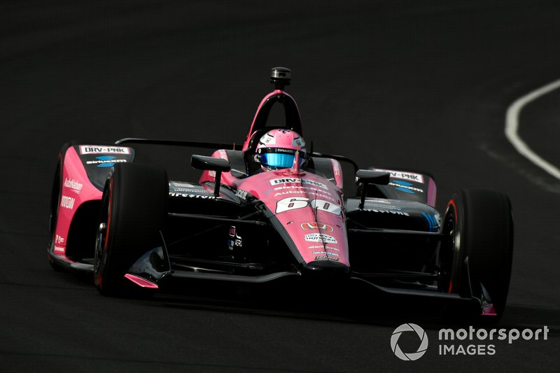 25. Jack Harvey, Meyer Shank Racing with Arrow SPM Honda