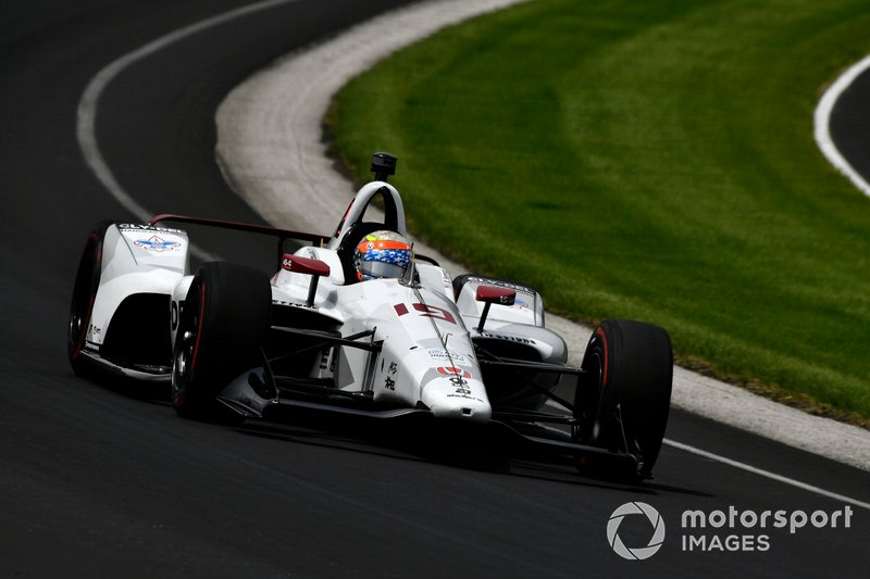 23. №19 Сантино Ферруччи, Cly-Del Manufacturing, Dale Coyne Racing Honda: 227,731 миль/ч