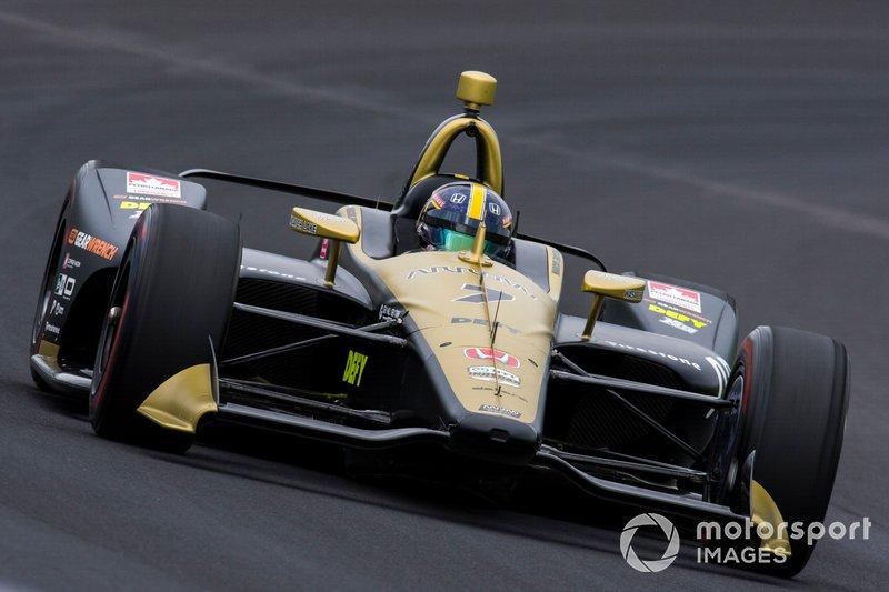 13. №7 Маркус Эрикссон, Arrow Schmidt Peterson Motorsports, Arrow Schmidt Peterson Motorsports Honda: 228,511 миль/ч