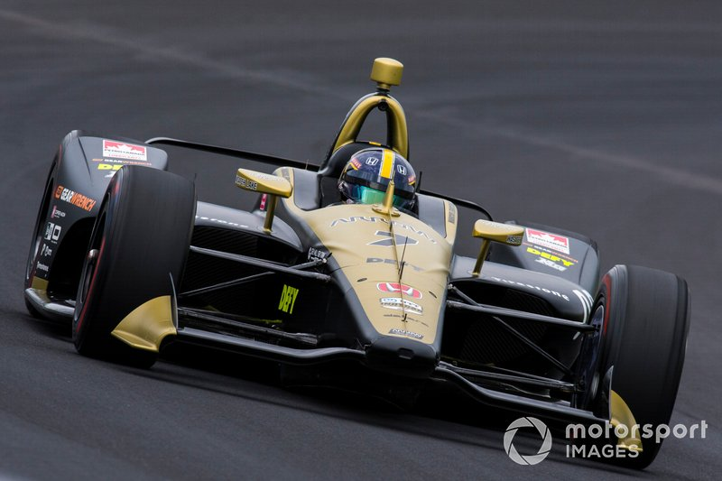 Platz 23: Marcus Ericsson, Arrow Schmidt Peterson Motorsports Honda