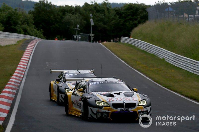 #99 Rowe Racing BMW M6 GT3: Nicky Catsburg, Marco Wittmann, Jesse Krohn, John Edwards