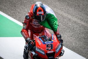 Race winner Danilo Petrucci, Ducati Team
