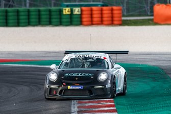 Ernst Keller, Porsche GT3 Cup Challenge Suisse
