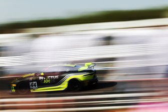#44 Invictus Games Racing Jaguar F-TYPE SVR GT4: Steve McCulley, Paul Vice, Matthew George