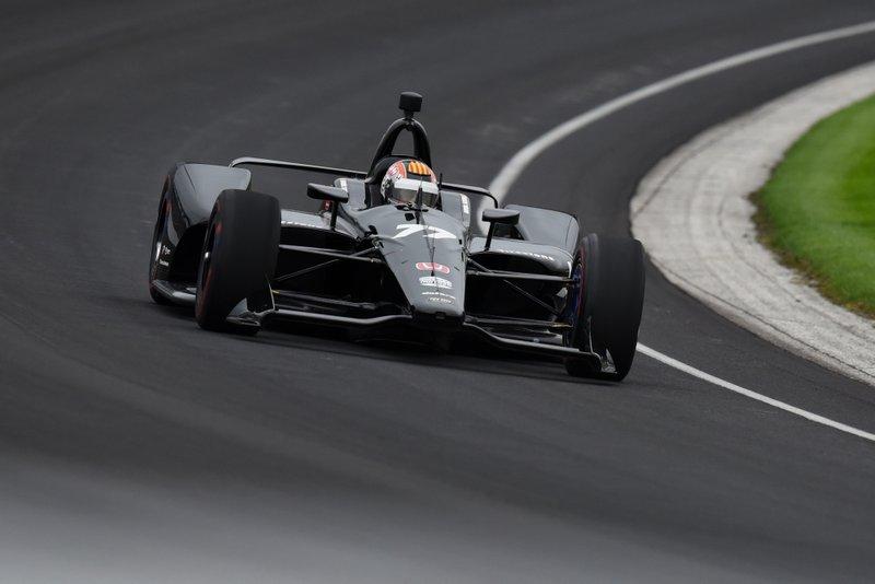 #77 Oriol Servia, Rahal Letterman, Lanigan Racing Honda (cambiará su decoración)