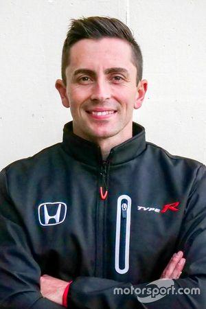 Tony D'Alberto, TCR Australia