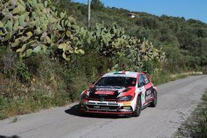 Antonio Rusce, Marco Vozzo, Volkswagen Polo R5