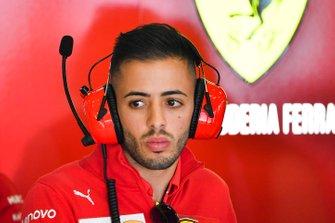 Antonio Fuoco, Reserve Driver, Ferrari