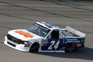 Brett Moffitt, GMS Racing, Chevrolet Silverado Concrete Supply/Central Plains Cement Company