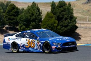 Matt Tifft, Front Row Motorsports, Ford Mustang Acquire Investments