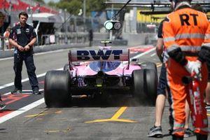 Пит-стоп: Лэнс Стролл, Racing Point F1 Team RP19