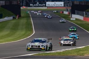 #107 Bentley Team M-Sport Bentley Continental GT3: Jordan Pepper, Jules Gounon, Steven Kane