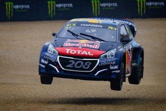 Тимми Хансен, Team Hansen MJP, Peugeot 208 WRX