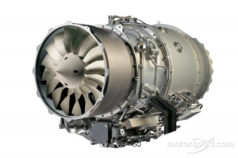 HF120 Turbofan Jet Engine