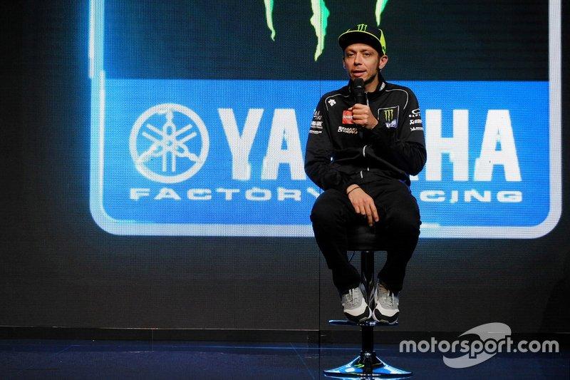 Валентино Россі, Yamaha Factory Racing,