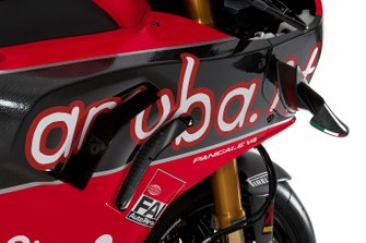 Aruba.it Racing-Ducati SBK Team, Ducati Panigale V4R, dettaglio