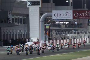 Remy Gardner, SAG Racing Team, Lorenzo Baldassarri, Pons HP40, Xavi Vierge, Marc VDS Racing