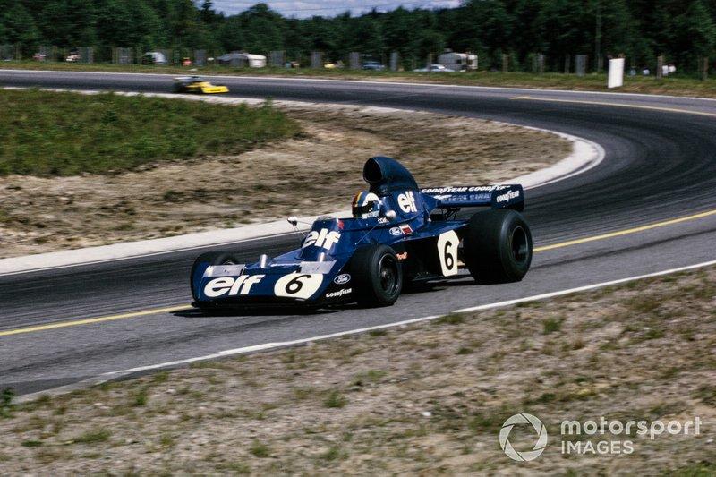 Tyrrell 006 (1972-74)