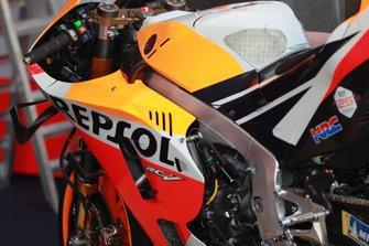 La moto de Marc Márquez, Repsol Honda Team