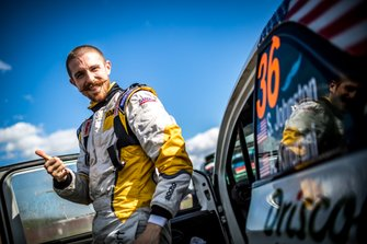 Sean Johnston, ADAC Opel Rallye Junior Team