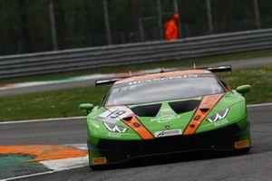 #19 GRT Grasser Racing Team Lamborghini Huracan GT3 Evo: Lucas Mauron, Gerhard Tweraser, Arno Santamato