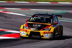 Орельен Панис, Comtoyou DHL Team CUPRA Racing CUPRA TCR