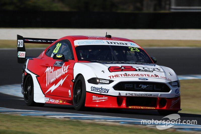 23Red Racing: Уилл Дэвисон, Ford Mustang GT №23