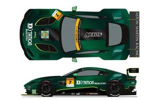 D'station Racing AMR