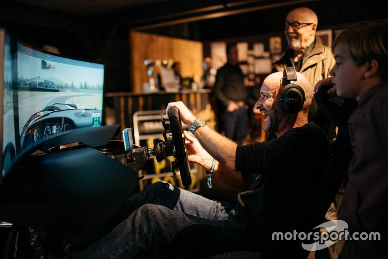 Simulateur, Swiss Simracing Series 2019