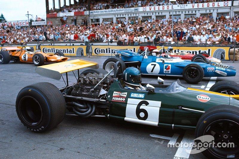 Jacky Ickx, Brabham