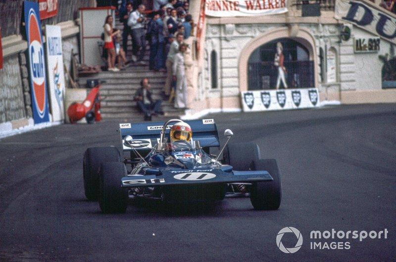 Jackie Stewart, Tyrrell 003, 1972