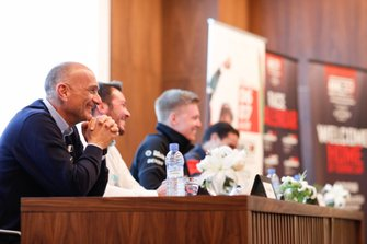 Press conference: Gabriele Tarquini, BRC Hyundai N Squadra Corse Hyundai i30 N TCR