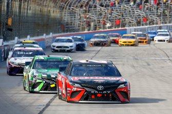 Erik Jones, Joe Gibbs Racing, Toyota Camry Craftsman, Kyle Busch, Joe Gibbs Racing, Toyota Camry Interstate Batteries